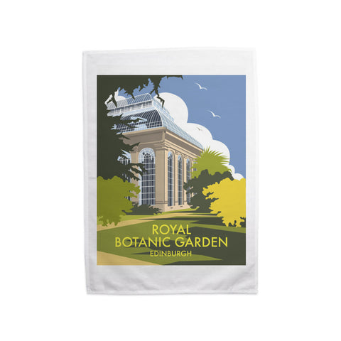 Royal Botanic Garden, Edinburgh Tea Towel