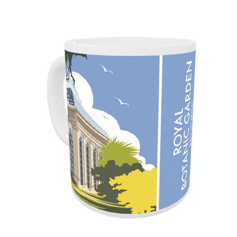 Royal Botanic Garden, Edinburgh Coloured Insert Mug