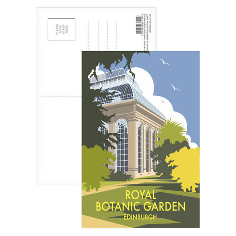 Royal Botanic Garden, Edinburgh Postcard Pack