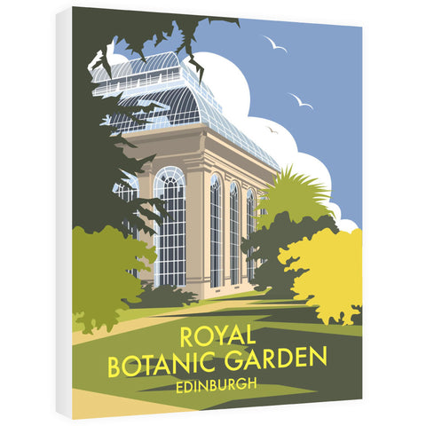 Royal Botanic Garden, Edinburgh Canvas