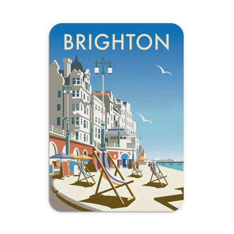 Brighton Beach Mouse Mat