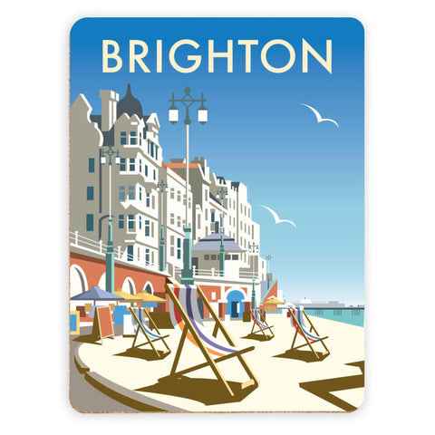 Brighton Beach Placemat