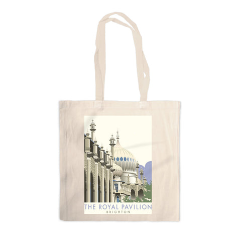 Brighton Pavilion Canvas Tote Bag