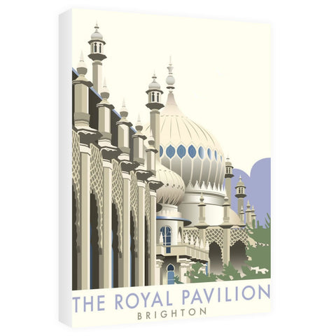 Brighton Pavilion Canvas