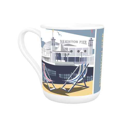Brighton Pier Bone China Mug
