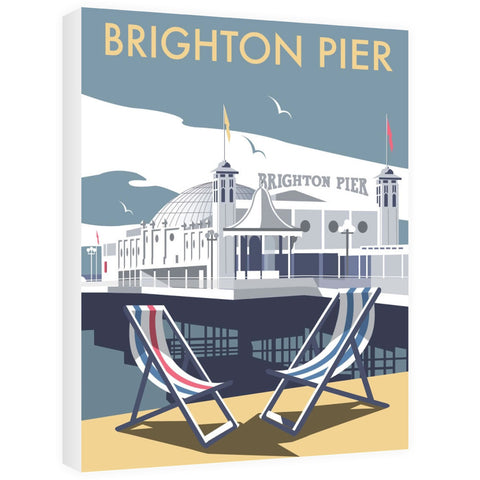 Brighton Pier Canvas