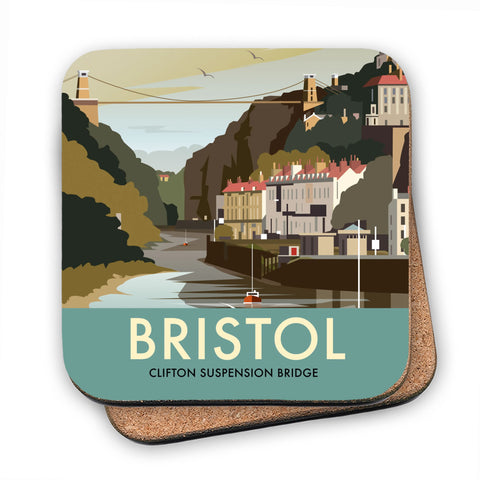 Clifton Suspension Bridge, Bristol MDF Coaster