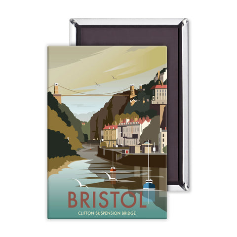 Clifton Suspension Bridge, Bristol Magnet