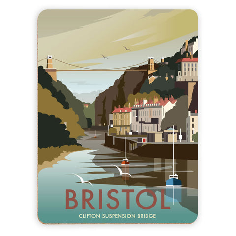 Clifton Suspension Bridge, Bristol Placemat