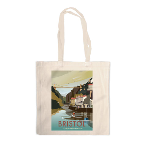 Clifton Suspension Bridge, Bristol Canvas Tote Bag