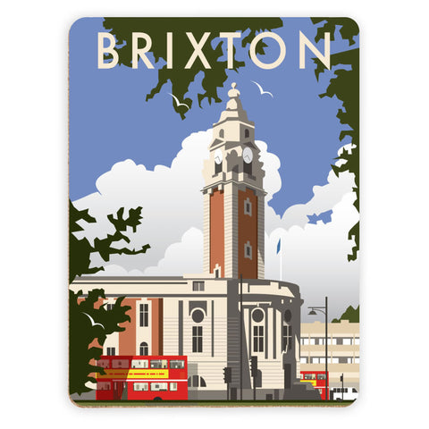 Brixton, London Placemat