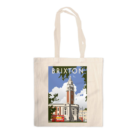 Brixton, London Canvas Tote Bag