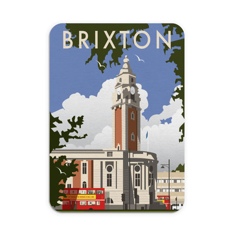Brixton, London Mouse Mat