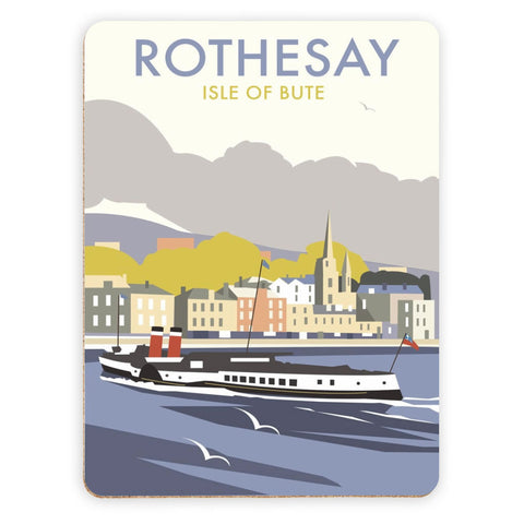 Rothesay, Isle of Bute Placemat