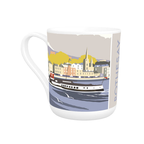 Rothesay, Isle of Bute Bone China Mug