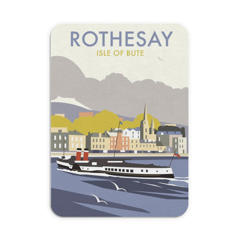 Rothesay, Isle of Bute Mouse Mat