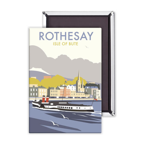 Rothesay, Isle of Bute Magnet