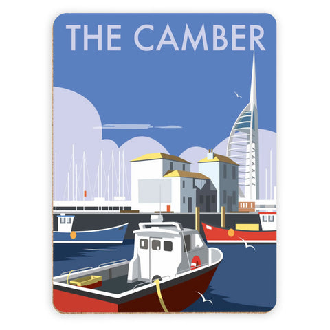 The Camber, Portsmouth Placemat