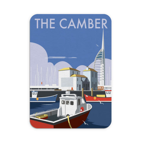 The Camber, Portsmouth Mouse Mat