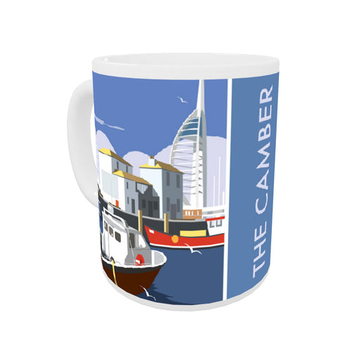 The Camber, Portsmouth Coloured Insert Mug