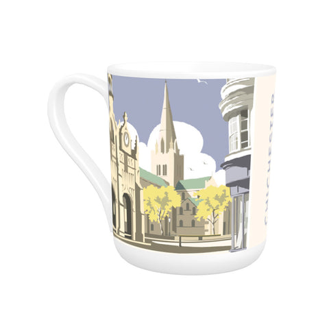 Chichester Cathedral Bone China Mug