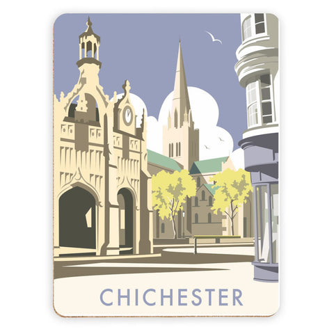 Chichester Cathedral Placemat