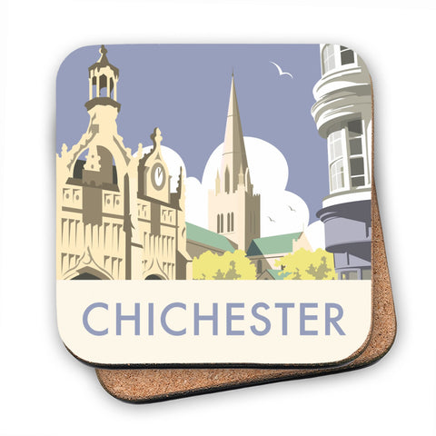 Chichester Cathedral MDF Coaster