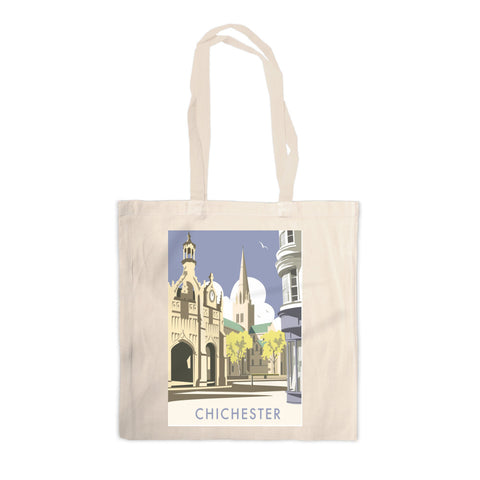 Chichester Cathedral Canvas Tote Bag