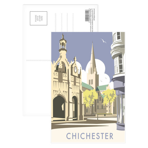 Chichester Cathedral Postcard Pack