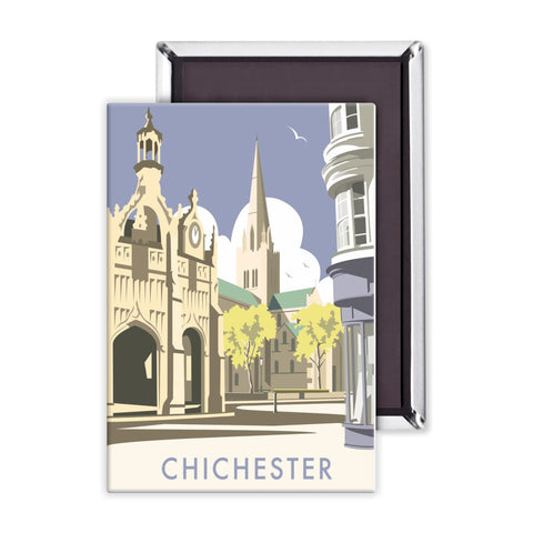 Chichester Cathedral Magnet