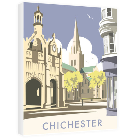 Chichester Cathedral Canvas