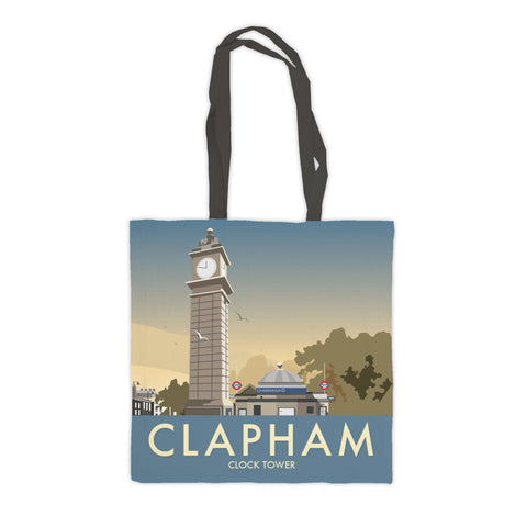 The Clock Tower, Clapham, London Premium Tote Bag