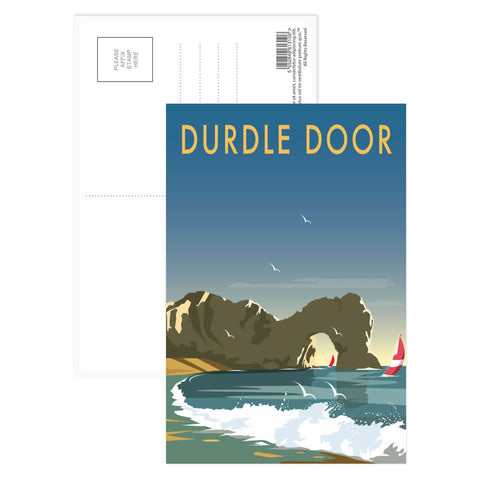 Durdle Door, Dorset Postcard Pack