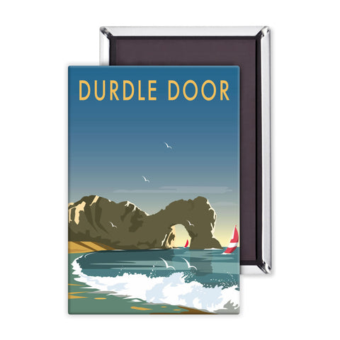 Durdle Door, Dorset Magnet