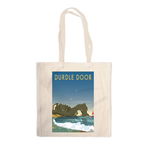 Durdle Door, Dorset Canvas Tote Bag