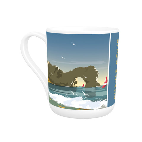 Durdle Door, Dorset Bone China Mug