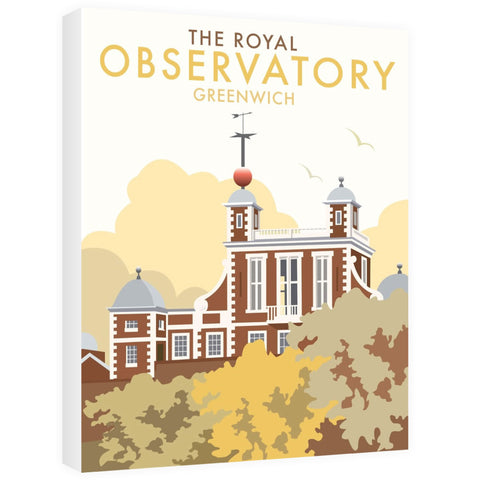 The Royal Observatory, Greenwich Canvas