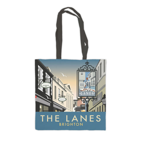 The Lanes, Brighton Premium Tote Bag