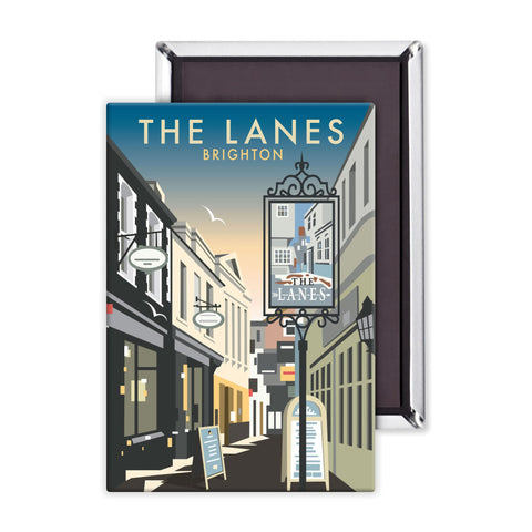 The Lanes, Brighton Magnet