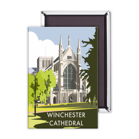 Winchester Cathedral Magnet