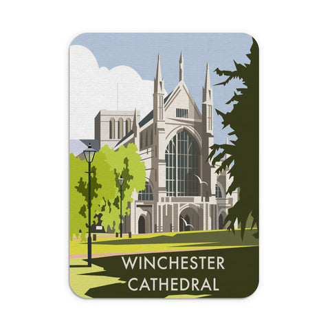 Winchester Cathedral Mouse Mat