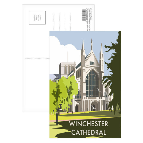 Winchester Cathedral Postcard Pack