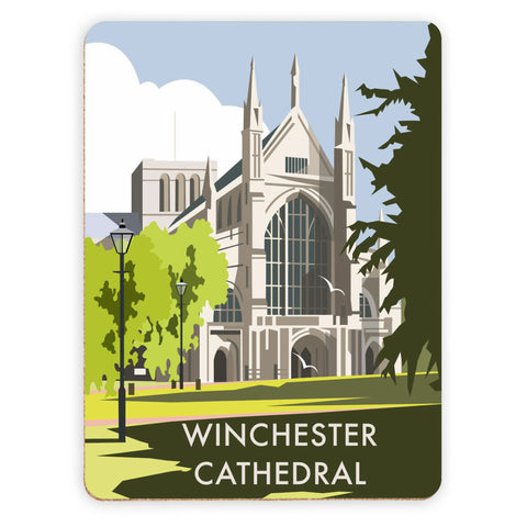 Winchester Cathedral Placemat