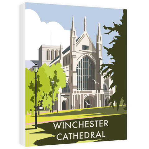 Winchester Cathedral Canvas