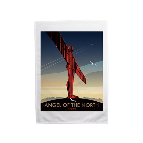 Angel of The North, Gateshead Tea Towel