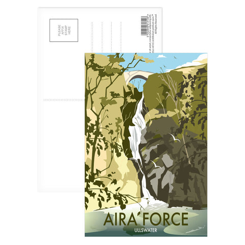 Aira Force, Ullswater Postcard Pack