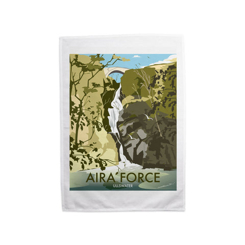 Aira Force, Ullswater Tea Towel
