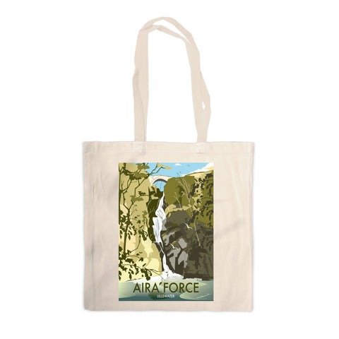 Aira Force, Ullswater Canvas Tote Bag