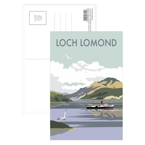 Loch Lomond Postcard Pack