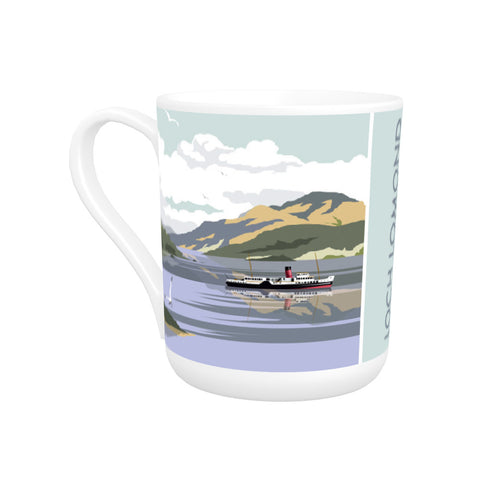 Loch Lomond Bone China Mug